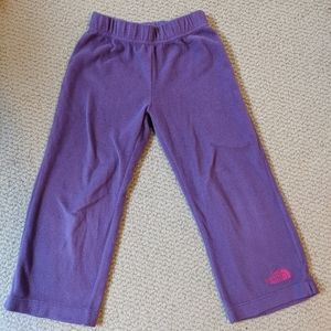 The North Face Bottoms - The North Face 3T fleece pants